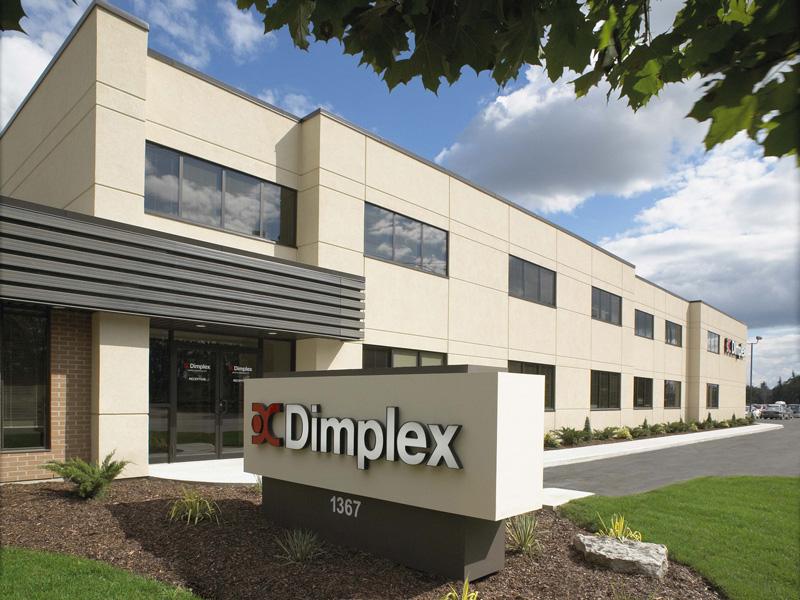 Dimplex radijatori